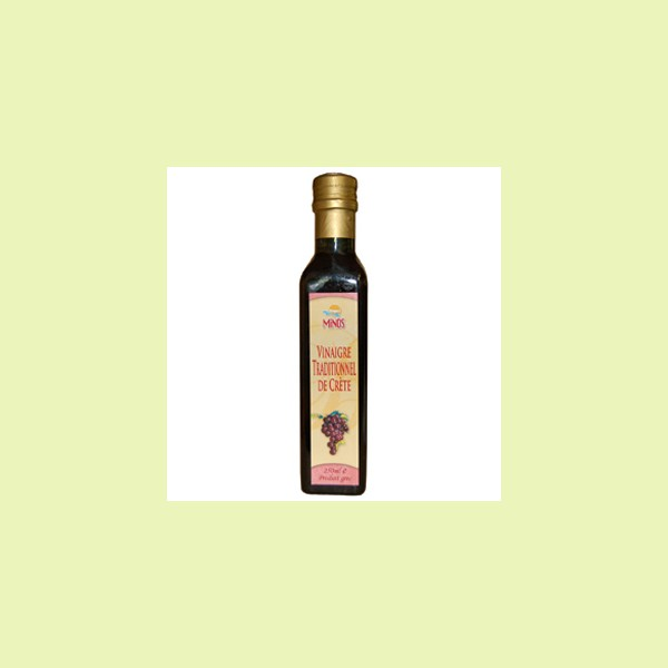 Vinaigre tradition Créte 25cl