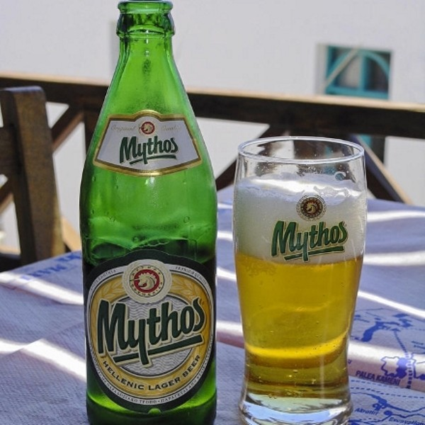Mythos Bière Grecque - 330ml