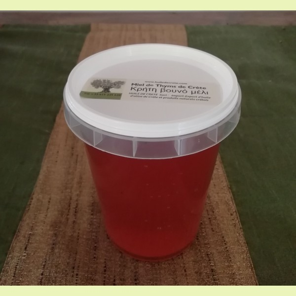 Miel de montagne Crète 1000 gr