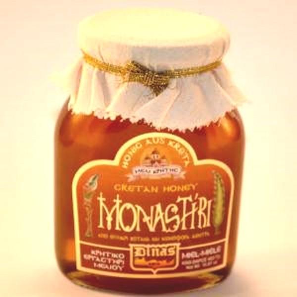 "Miel de thym ""MONASTIRY"" pot de 450gr"